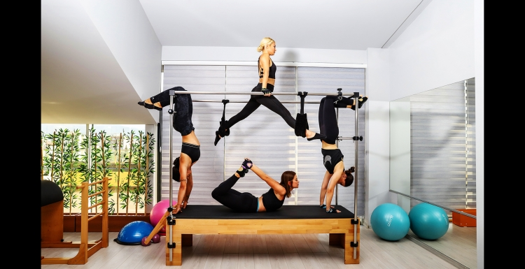 Reformer pilatesin adresi: Fit4ever